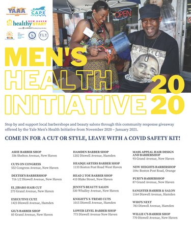 Men's Health Initiative Flyer